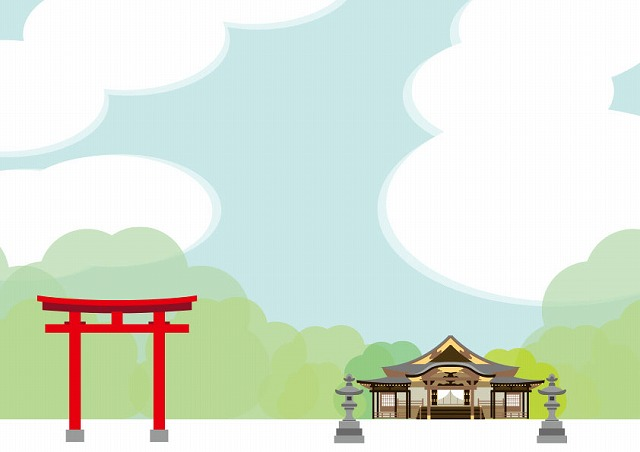 神社とお寺とパワースポット